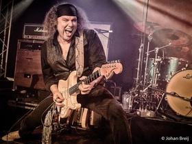 Bild: JULIAN SAS & BAND - Bluesrock aus Holland