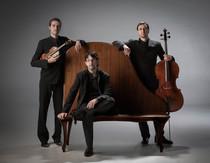 Bild: klavierplus - Holzhausenkonzerte - Konzert mit dem Trio Pedrell
