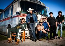 Bild: White Cowbell Oklahoma