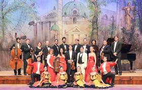 Bild: Zauber der Operette - unsterbliche Arien und Duette der Meister der Operette