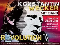Konstantin Wecker mit Band - Revolution