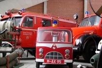 Bild: Feuer & Flamme - Eine brandheiße Zeitreise im Deutschen Feuerwehrmuseum