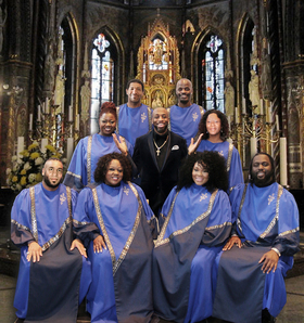 Bild: The Best of Black Gospel - Emotionale Berührung