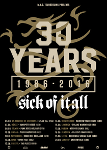 Sick Of It All & Supports - 30th Anniversary Tour
