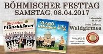 Bild: BÖHMISCHER FESTTAG - VLADO KUMPAN u.s. Musikanten + Die fidelen Münchhäuser