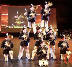 Bild: Musikparade 2018 - Europas größte Tournee der Militär- und Blasmusik