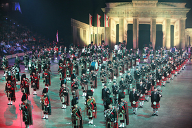 Bild: Berlin Tattoo 2018 - Internationale Militärmusikschau