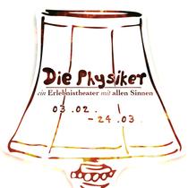 Bild: Die Physiker - Erlebnistheater mit allen Sinnen - Regie/Musik: Tobias Bencker