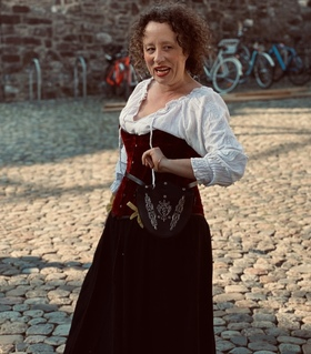 Bild: Die Wanderhure - Freiburg Living History