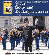Bild: Original Hoch-und Deutschmeister aus Wien