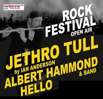 Bild: Rockfestival Frankfurt/Oder Open Air 2017 - Jethro Tull by Ian Anderson * Albert Hammond u.a.