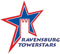 Bild: Ravensburg Towerstars - Dresdner Eislöwen