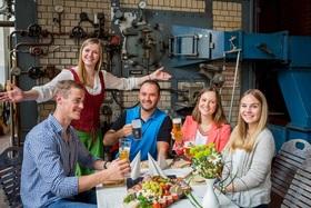 Bild: Brauerei Ganter - Erlebnis Führung