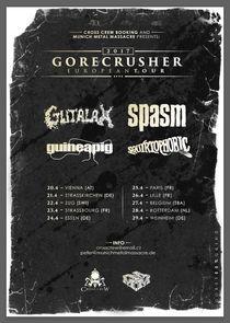 Gutalax - Gorecrusher European Tour