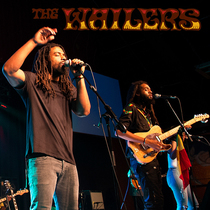 Bild: THE WAILERS - Tour 2016