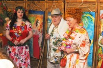 Bild: Mord im Paradies - Theater auf Tour