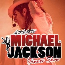A Tribute to Michael Jackson Dinnershow - mit Smooth Criminals