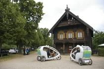 Bild: Die große Velotaxi Potsdam- Tour / The great Potsdam tour