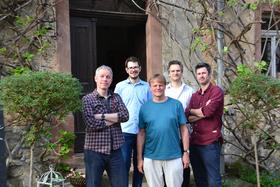 Bild: Alexander Gelhausen & Axel Grote Quartett - Berlin... ick liebe dir!