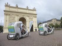 Bild: Velotaxi-Tour Potsdam Highlights
