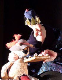 Bild: Der gestiefelte Kater - Theater mit Hand und Fuß für Kinder ab 3 Jahren