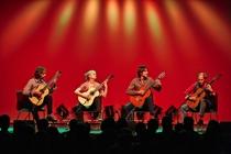 Bild: Machado Quartett - Vier Gitarren und ein eigener Sound