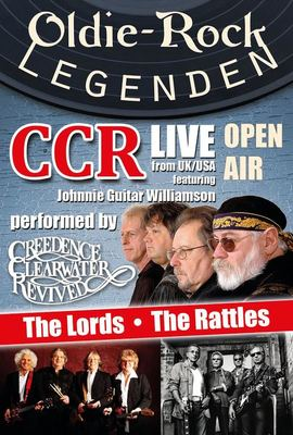 Bild: The Lords & The Rattles & CCR - feat. Johnnie Guitar Williamson