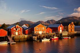 Bild: Michael Fleck - Hurtigruten Traumtour entlang Norwegens Küste