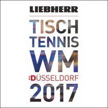 Bild: LIEBHERR Tischtennis-WM 2017 - Dauerkarte