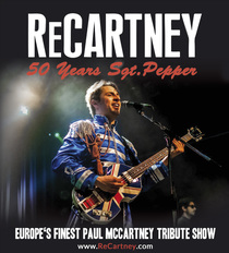 Bild: ReCartney - Europe´s finest Paul McCartney & Beatles Tribute
