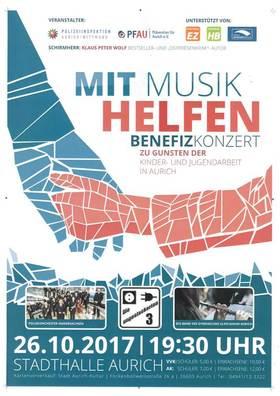 Bild: Benefizkonzert - Mit Musik helfen
