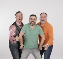 Bild: Kerem Kupaci, Serhat Dogan & Ozan Akhan - Komik Gece (Großer Comedyabend in türkischer Sprache)