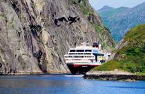Bild: Hurtigruten  –  Norwegen mit dem Postschiff - mit Kai Uwe Küchler