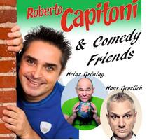 Bild: Roberto Capitoni & Comedy Friends - Heinz Gröning & Hans Gerzlich