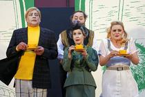 Bild: Der Zinker - Kriminal Theater Berlin