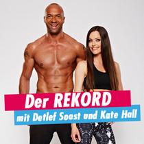 Der REKORD (Fitness-Dance-Yoga) mit Detlef Soost und Kate Hall - Internationales Deutsches Turnfest 2017