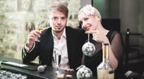 """Bild: Ilka Hein und Andreas Reimann: """"Dancing Queen auf Nulldiät"""" - ein Abba-Chanson-Abend"""