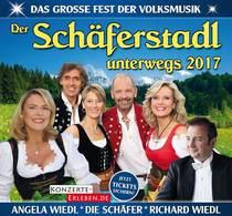 Bild: Der Schäferstadl – unterwegs 2017 - Die Schäfer, Angela Wiedl, Richard Wiedl
