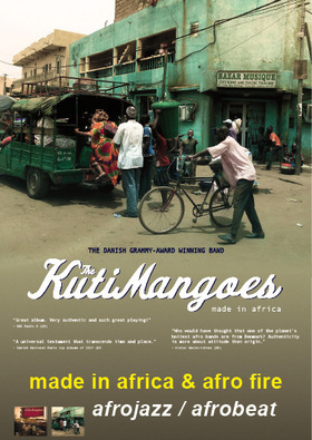 Bild: The KutiMangoes - made in africa