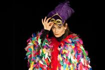 Bild: Belladonnna - Eine furiose One- Woman- Show