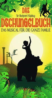 Bild: Das Dschungelbuch - Das Musical für die ganze Familie