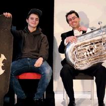 Bild: SWR Kinderkonzert Musik, Kultur, Sprache