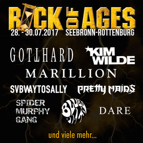 Bild: Rock of Ages Sommer Open Air 2017 - Tagesticket Freitag