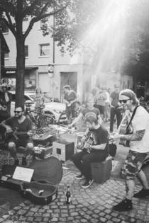 HIGH ON FOLK - Live: Nepomuk, Dieselknecht und Ben & Domingo