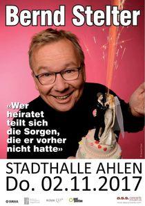 Bernd Stelter - Wer heiratet teilt sich die Sorgen, die er vorher nicht hatte