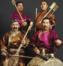 Bild: Huun-Huur-Tu - Obertonkunst aus Tuva