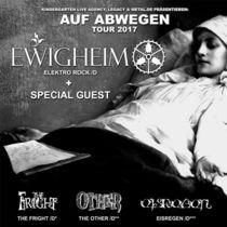 """Bild: EWIGHEIM - """"Auf Abwegen Tour 2017"""" + Special Guest The Fright"""