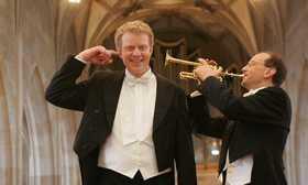 Bild: Festliche Trompetengala - 20 Jahre Im Glanz von Trompete und Orgel