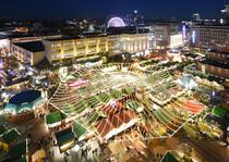 Bild: Rundgang Weihnachtsmarkt Essen - Blick hinter die Kulissen