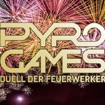 Bild: Pyro Games 2017 - Duell der Feuerwerker